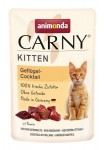 Animonda CARNY Kitten Mix drobiowy 85 g