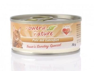 Power of Nature Indyk z filetem z kaczki 70 g